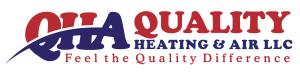 quality heating and air logo Murfreesboro